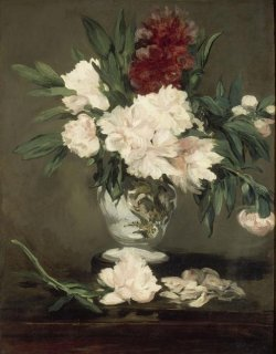 Photograph of a painting by Edouard Manet